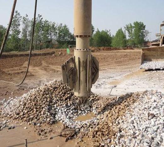 襄陽擠密碎石土樁施工組織設計